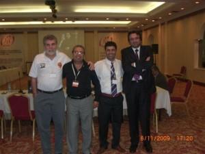 5- 6 KASIM 2009 İZMİR ÖRGÜTLENME VE SOSYAL DİYALOG SEMİNERİ